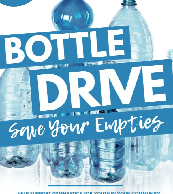 Upcoming Bottle Drive